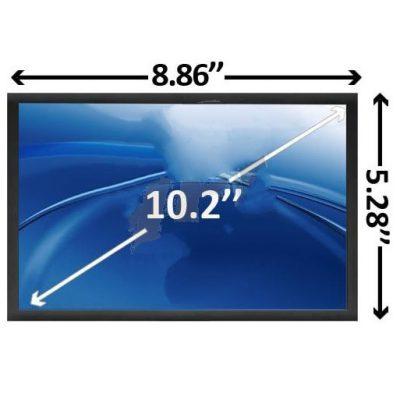 Laptop Beeldschermen 10.2 inch