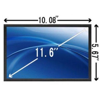 Laptop Beeldschermen 11.6 inch