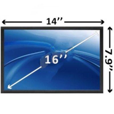 Laptop Beeldschermen 16.0 inch