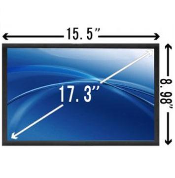 Laptop Beeldschermen 17.3 inch
