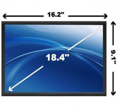 Laptop Beeldschermen 18.4 inch