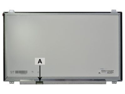 Laptop scherm 00NY401 17.3 inch LED Mat