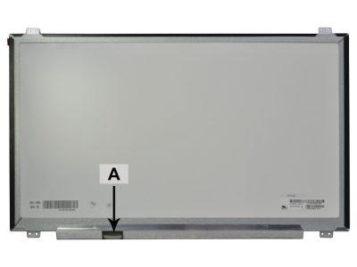 Laptop scherm 00NY402 17.3 inch LED Mat