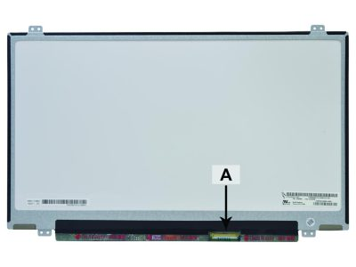 Laptop scherm 04W3331 14.0 inch LED Mat