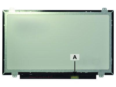 Laptop scherm 04X0625 14.0 inch LED Mat