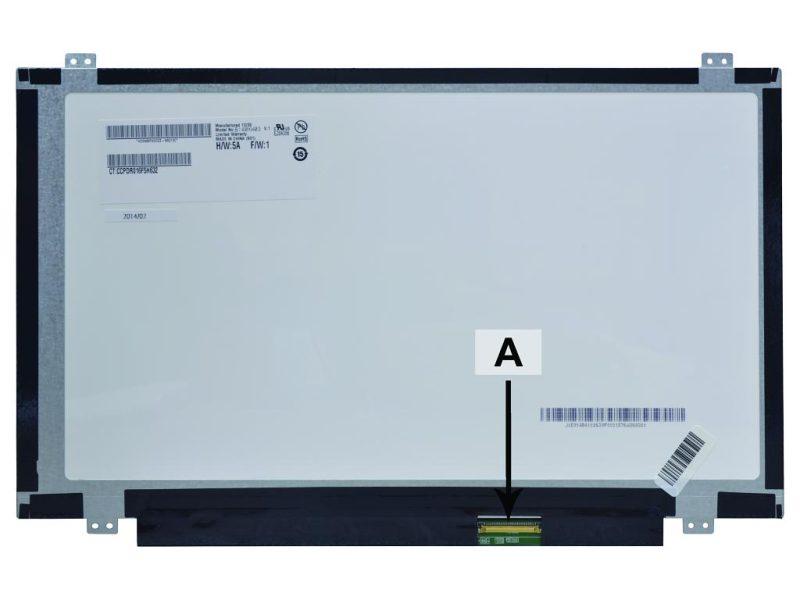 Laptop scherm 04Y1556 14.0 inch LED Glossy