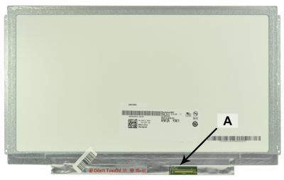 Laptop scherm 09D0GV 13.3 inch LED Mat