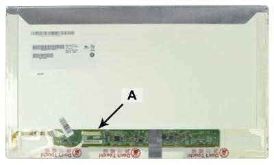 Laptop scherm 18004579 15.6 inch LED Mat