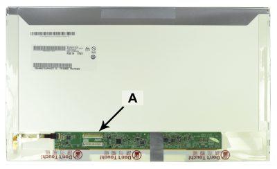Laptop scherm 27R2483 15.6 inch LED Glossy