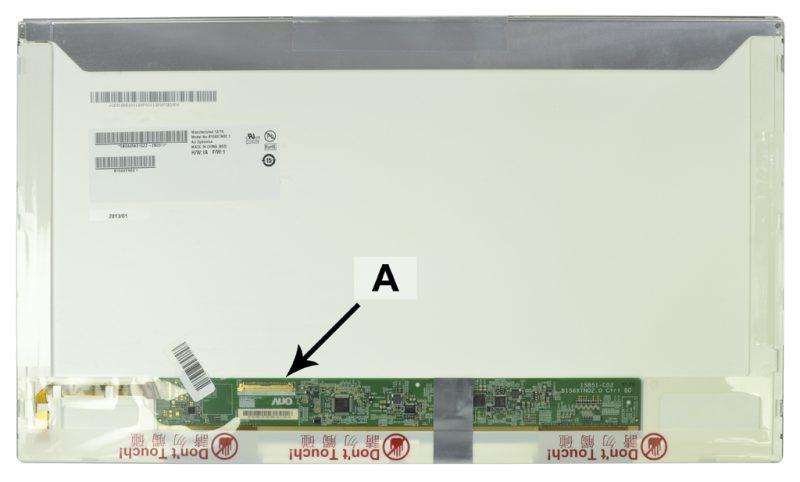 Laptop scherm 3XJDG 15.6 inch LED Mat