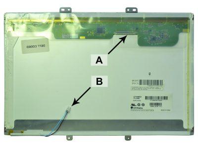 Laptop scherm 416412-001 15.4 inch CCFL1 Mat