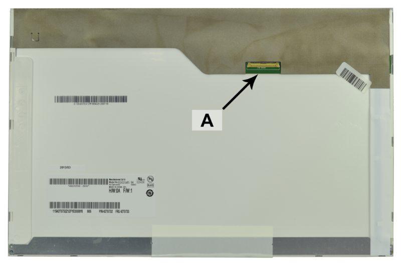 Laptop scherm 42T0733 14.1 inch LED Mat
