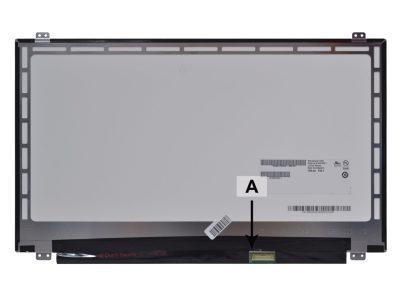 Laptop scherm 5D10K81086 15.6 inch LED Mat