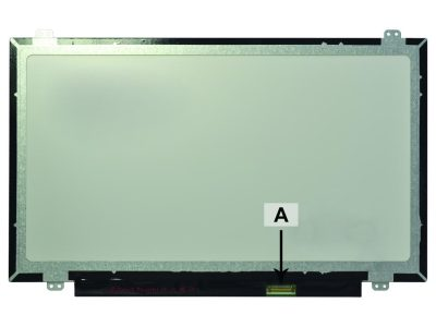 Laptop scherm 747751-001 14.0 inch LED Mat