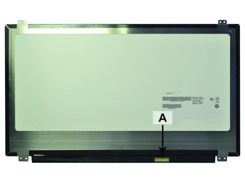 Laptop scherm 842463-005 15.6 inch LED Mat