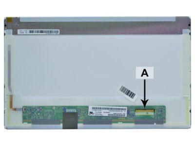 Laptop scherm 93P5663 11.6 inch LED Glossy