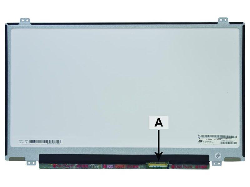 Laptop scherm 93P5685 14.0 inch LED Mat