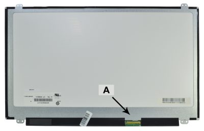 Laptop scherm LP156WHB-TL-D1 15.6 inch LED Glossy