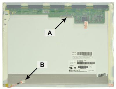 Laptop scherm LQ150X1LHS2 15.0 inch CCFL1 Mat