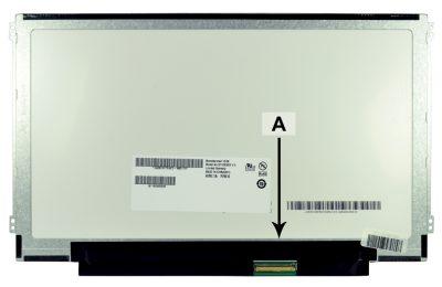 Laptop scherm LTN116AT07-H01 11.6 inch LED Glossy