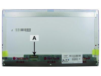 Laptop scherm LTN156KT02 15.6 inch LED Mat