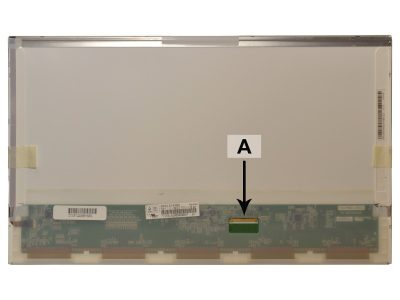 Laptop scherm LTN160AT06 16.0 inch LED Mat