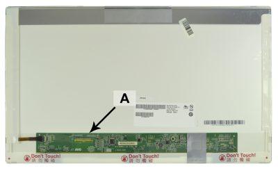 Laptop scherm LTN173KT02-D01 17.3 inch LED Glossy