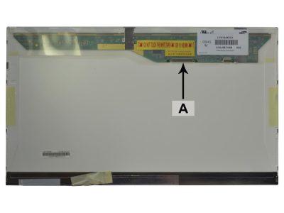 Laptop scherm LTN184KT02 18.4 inch CCFL1 Glossy
