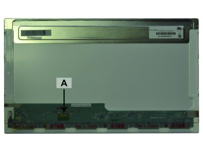 Laptop scherm MM77H 17.3 inch LED Mat