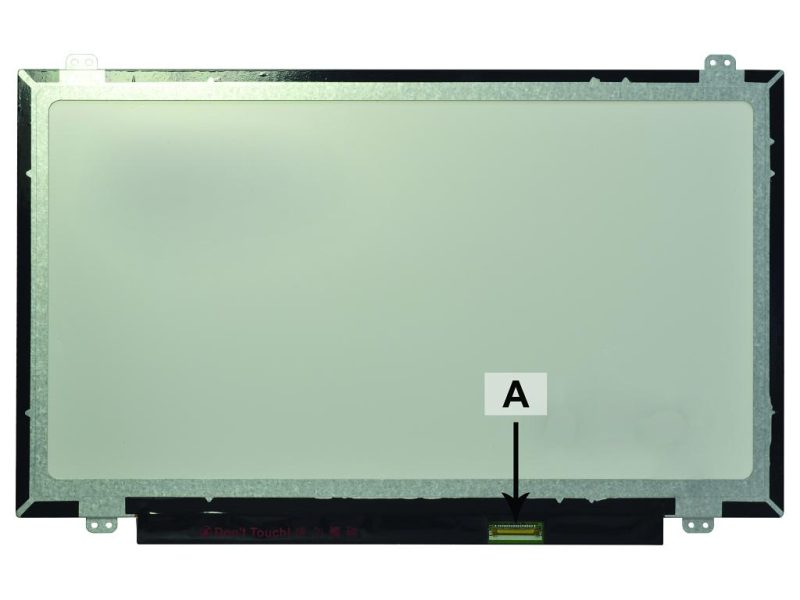 Laptop scherm N140BGE-E3W 14.0 inch LED Mat