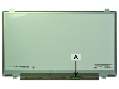 Laptop scherm N140FGE-L32 14.0 inch LED Mat