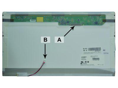 Laptop scherm N156B3-L0B 15.6 inch CCFL1 Glossy
