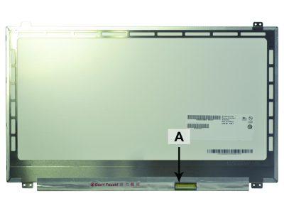 Laptop scherm P0U49EA 15.6 inch LED Mat