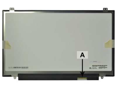 Laptop scherm R9-0JC943 14.2 inch LED Glossy
