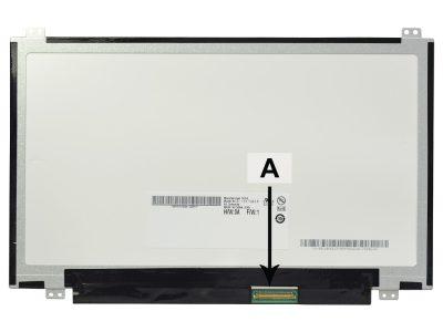 Laptop scherm SCR0018B 11.6 inch LED Mat