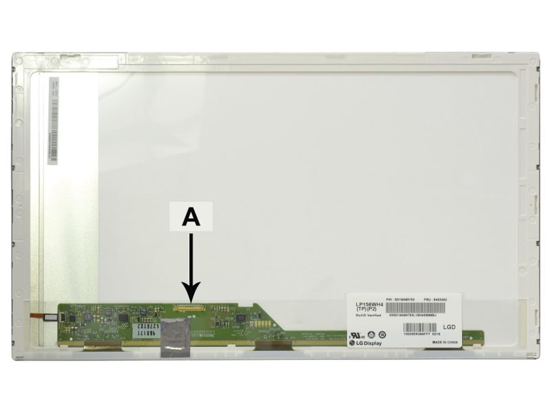 Laptop scherm SCR0483B 15.6 inch LED Mat
