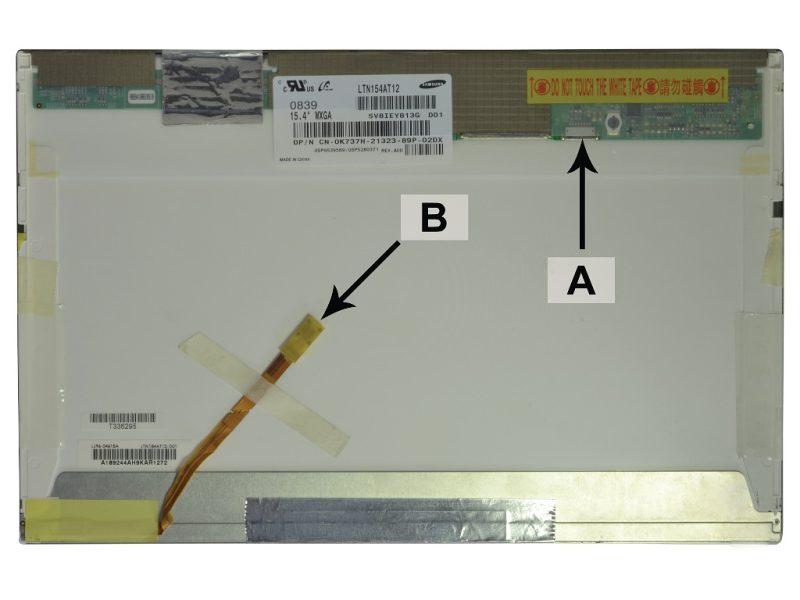 Laptop scherm SCR0494A 15.4 inch LED Glossy