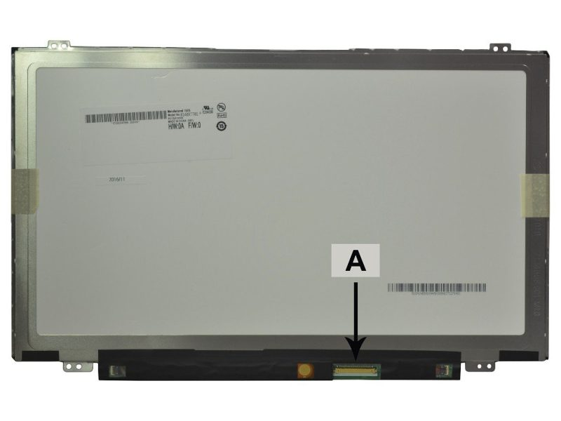 Laptop scherm SCR0571A 14.0 inch LED Glossy