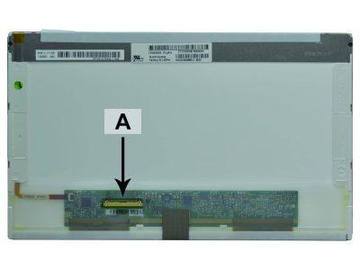 Laptop scherm B101AW03.V0 10.1 inch LED Glossy