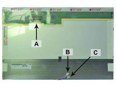 Laptop scherm B201SW01V.0 20.0 inch LED Glossy