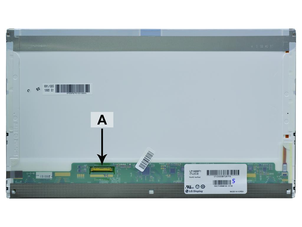 Laptop scherm B156HW01V.7 15.6 inch LED Glossy