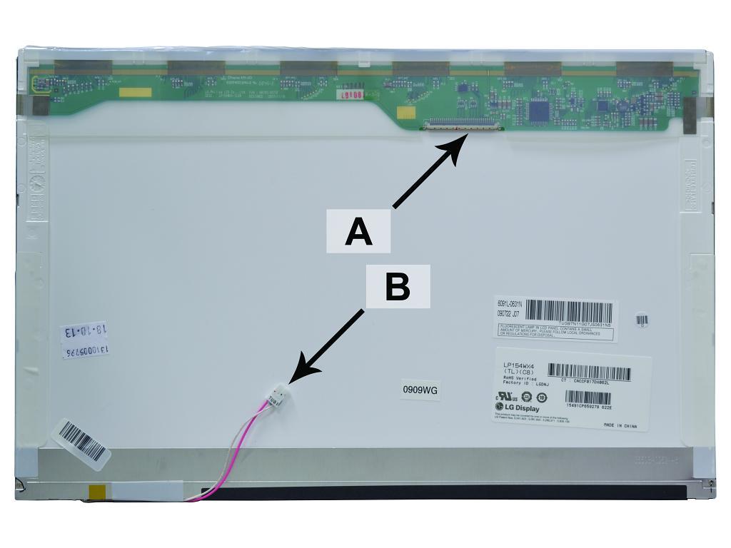Laptop scherm 382683-001 15.4 inch CCFL1 Mat