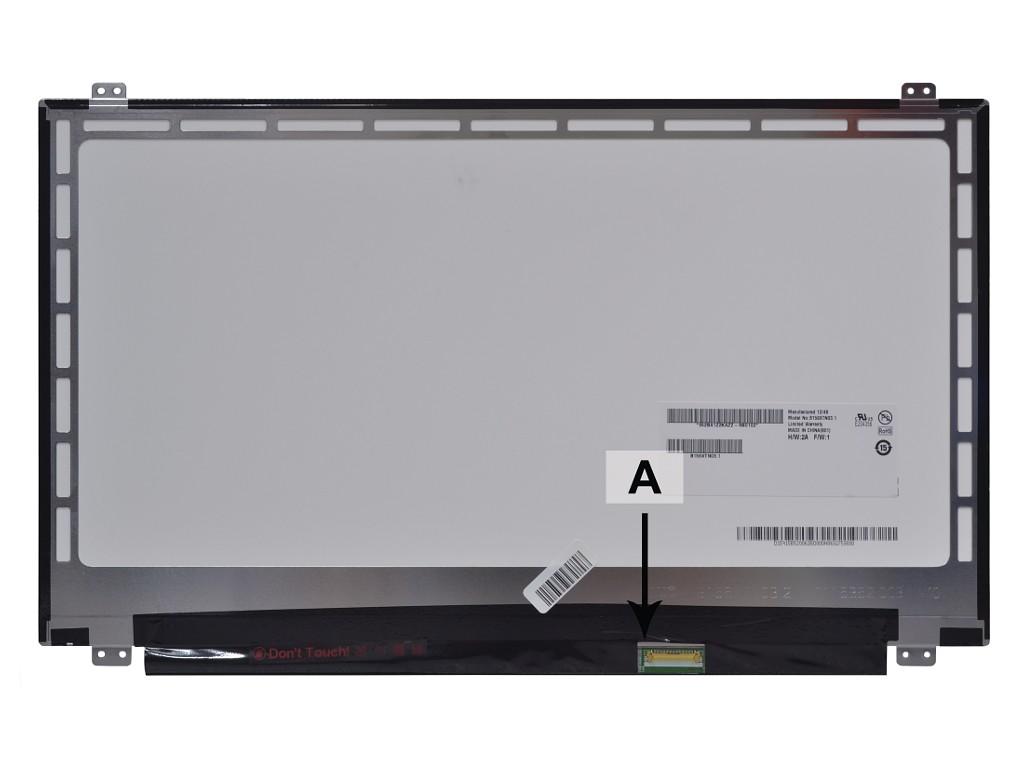 Laptop scherm 00NY500 15.6 inch LED Mat