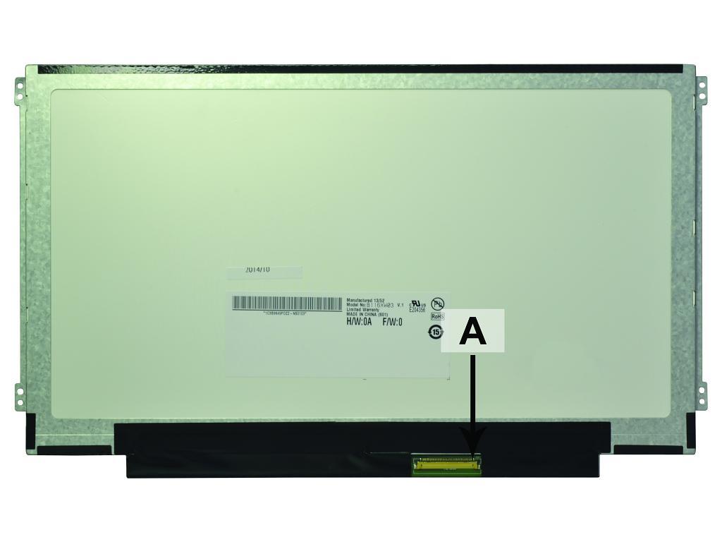 Laptop scherm M116NWR1 R1 11.6 inch LED Mat