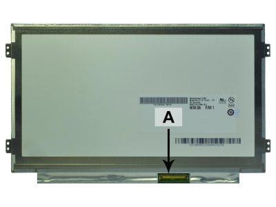 Laptop scherm B101EW01.V.0 10.1 inch LED Glossy