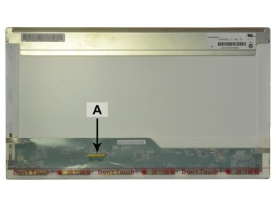 Laptop scherm N164HGE-L11 16.4 inch LED Mat