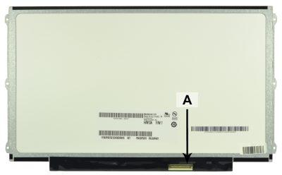 Laptop scherm 3NY58 12.5 inch LED Mat