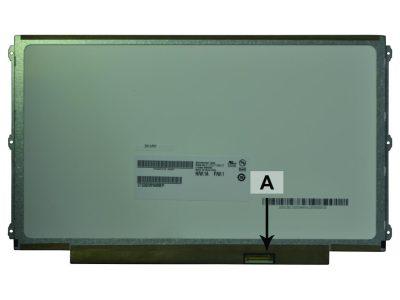 Laptop scherm M6F9D 12.5 inch LED Mat