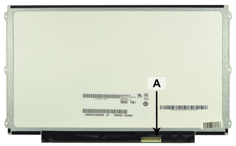 Laptop scherm NDWXC 12.5 inch LED Mat