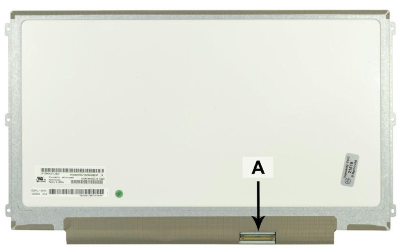 Laptop scherm NH627 12.5 inch LED Mat